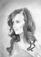 Katy Perry - higher resolution by Matilzie