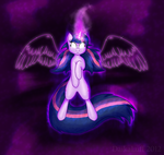 I'm Always in This Twilight by DaikaLuff