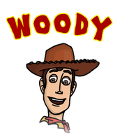 Woody by mpa-the-artist