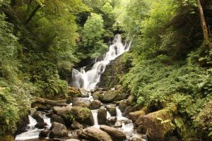 Ireland Waterfall stock 1 by Peewee1002-Stocks
