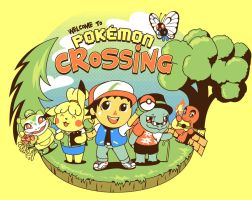 Welcome to Pokemon crossing by Twisted-Melody