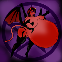 Succubus Keerlyna by MrPr1993