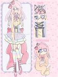 Pastel Loli Adoptable AUCTION CLOSED by KimmyPeaches