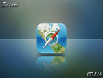Safari for iPhone 4 by JDL16