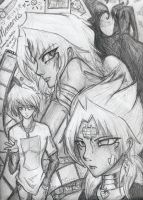 NSaP: The Pain in Loving by Akila-Ishtar