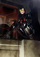 Catwoman Print PG Version by OzWonderland