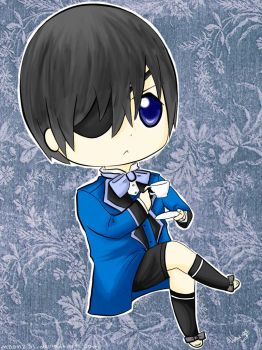 Request: Ciel Phantomhive by MOON231