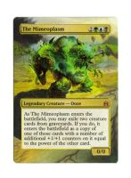 The Mimeoplasm - Mtg Alter by ProfessorKylling