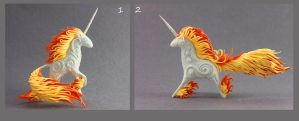 Rapidash like unicorns by hontor