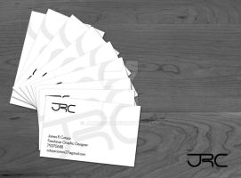 Business cards by jamescut