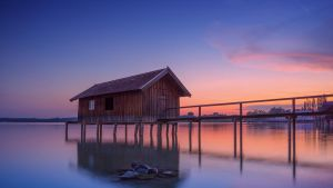 Ammersee | 3183 by Dr007