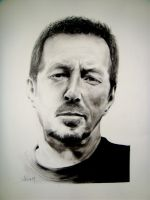 Eric Clapton by Frenchtouch29