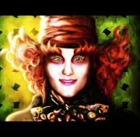 Mad Hatter Me by Nellista