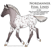 8908 - Nordanner Foal Design by Ikiuni