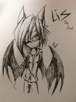 liz the bat by BooPoe