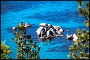 Boulders In Blue by lil-Mickey