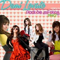 Pack Demi Lovato png by RobWen