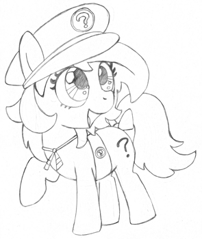 Scout anonfilly by LOCKHE4RT