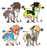 Chibi Scene Adopts 2.CLOSED. by HappyFoxChelsy