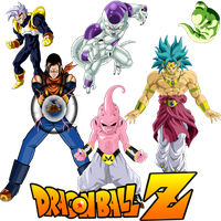 DBZ villains by DarkSaiyan21