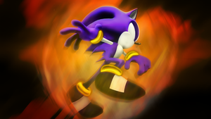 Darkspine Sonic by darkfailure