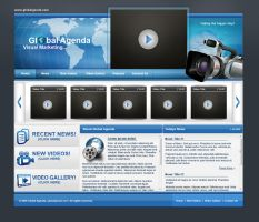 Global Agenda Home Page by veggie1232