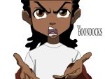 The Boondocks by flashrevolution