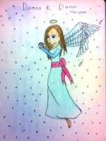 My Mother an Angle by Orochimaruoto