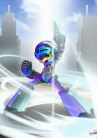 Mighty No.9 - The future is now!!! by mitgard-knight