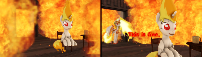 [SFM] This is Fine by MythicSpeed