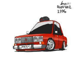 VAZ 2106 by ngarage