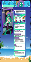 MH: 2014 Bios- Makei by KPenDragon