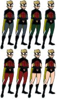 Robin Variations by JoelRCarroll