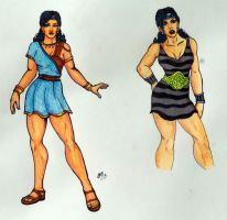 Inventa Redesign Commission Version 1 by Medusa1893