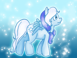 Silver Glow by Cloverminto