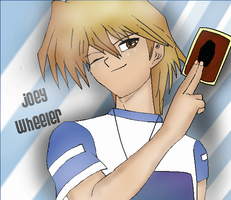 Joey Wheeler by DakotaArt