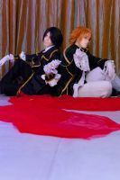 Pandora Hearts by PriSuicun