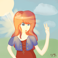 A happy soul by cleverlittleunicorn