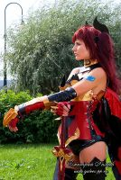 Erza Scarlet FT Cosplay by A5uKa