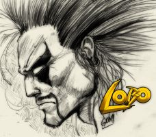 Lobo by pollomaxx