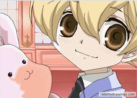 honey usa chan Ouran Host Club by kanogt