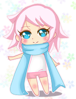 Gift:YUYU cotten Candy by Nuwshi