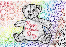 Happy Father's Day! by rubygloom73