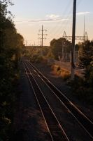 Railroad by evanerichards