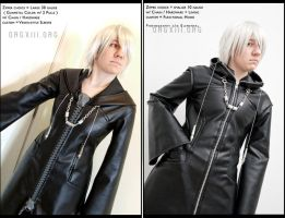 Organization XIII cosplay coats by 8-13