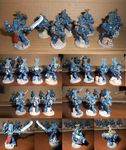 Thousand Sons Rubric Marines by orcbruto