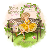 Love Spring by Jane-Sigs