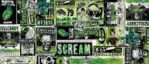 2011 Lurker Toxic flyer Pattern by Forty-Nine