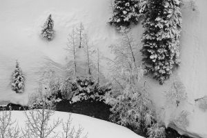Snowy Creek, pho by asher-s