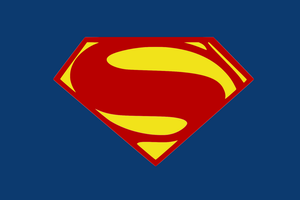 Superman The Man of Steel 2013 Symbol by Dreed-06